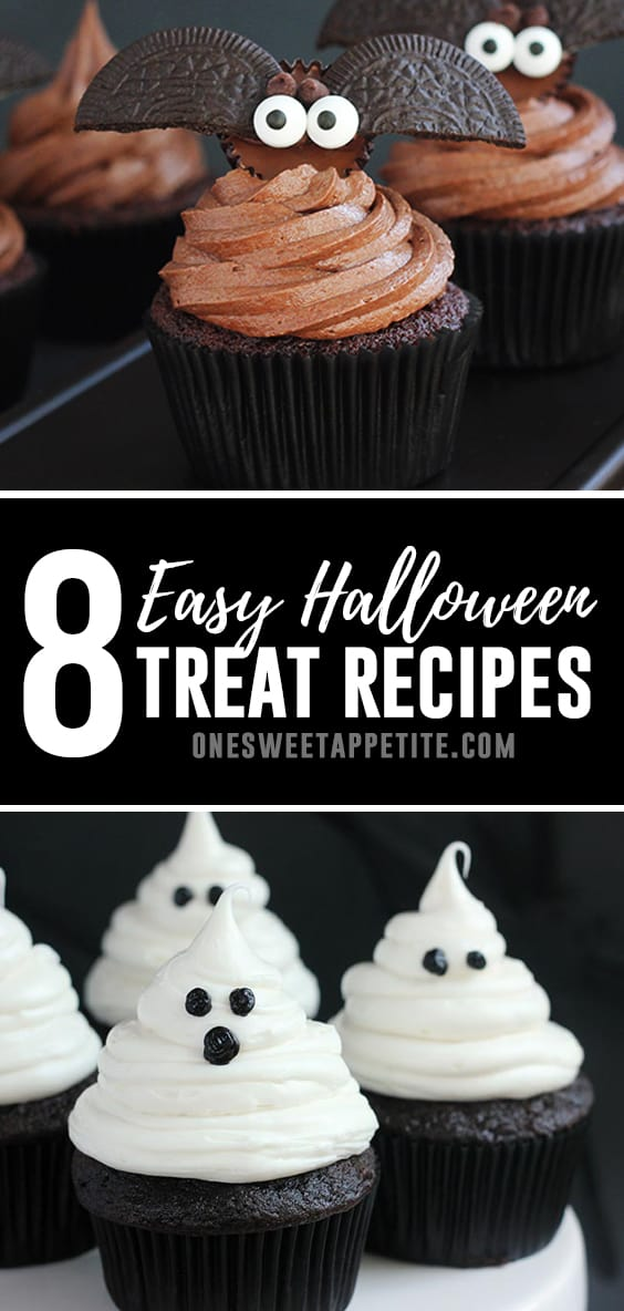 8 Spookily Fun Halloween Treat Recipes
