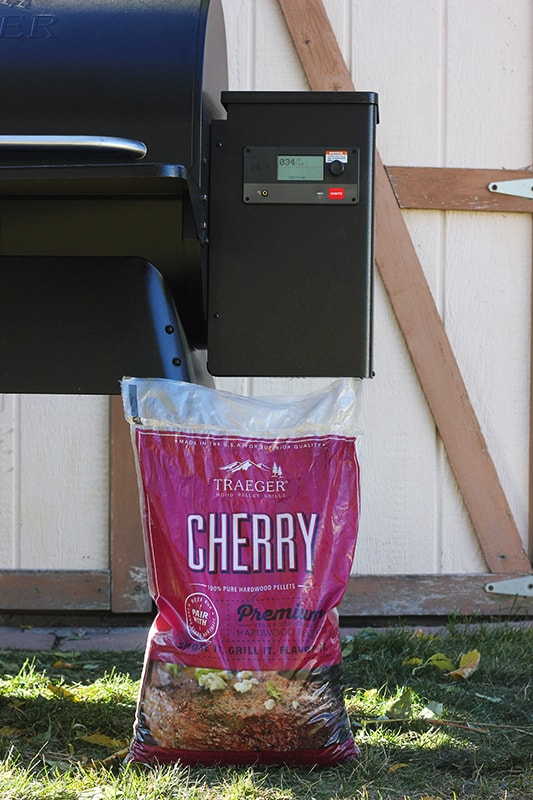 Cherry Smoker Pellets