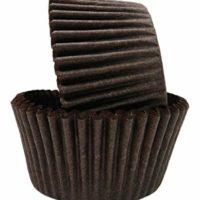Brown Cupcake Liners