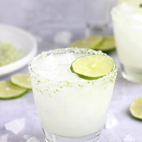 Easy Margarita Recipe- Made with Limeade