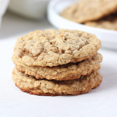 The Very Best Oatmeal Cookies