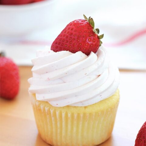Buttermilk Cupcake Recipe