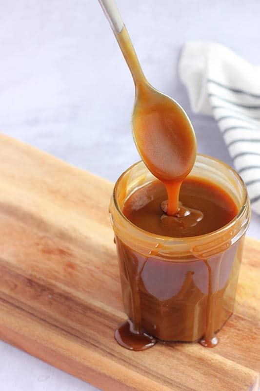 butterscotch recipe drizzled