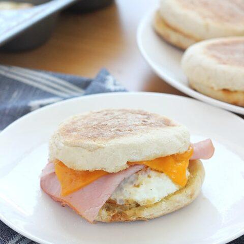 Make-Ahead Breakfast Sandwiches Recipe